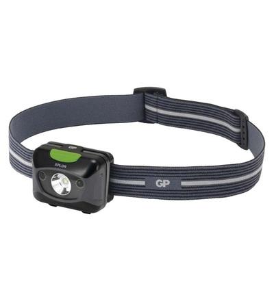 LED nabíjecí čelovka GP Xplor PHR15, 300 lm P8562
