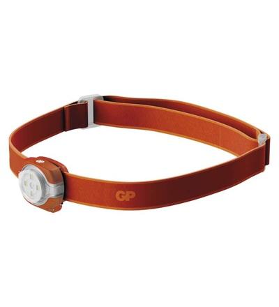 LED čelovka a světlo GP Everybody CH31, 40 lm, oranžová P8551O