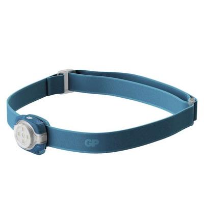 LED čelovka a světlo GP Everybody CH31, 40 lm, modrá P8551B