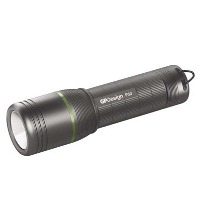 LED ruční svítilna GP Design P53, 300 lm P8403