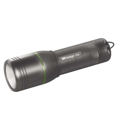 LED ruční svítilna GP Design P55, 450 lm P8404