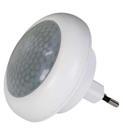 LED noční světlo P3304 s pohybovým čidlem do zásuvky P3304
