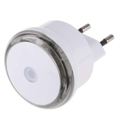 LED noční světlo P3306 s fotosenzorem do zásuvky P3306