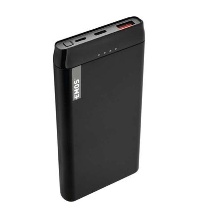 Emos Powerbanka EMOS AlphaQ 10, 10000 mAh, černá B0524B