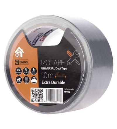Emos Univerzální páska 48mm / 10m DUCT TAPE F6030