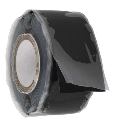 Emos Silikonová páska vulkanizační 25mm / 3m černá F52503