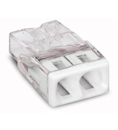 WAGO 2273-202 instalační krabicová rychlosvorka 2x2,5mm