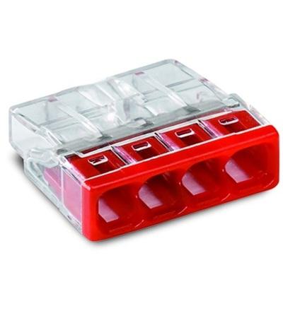 WAGO 2273-204 instalační krabicová rychlosvorka 4x2,5mm