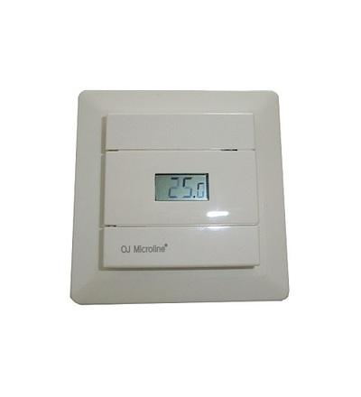 Regulátor pokojové teploty OTD2-1999-hranatý rámeček V-systém 2021