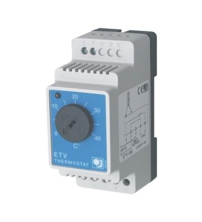 Regulátor teploty pro distribuční desku ETV-1990 V-systém 2330