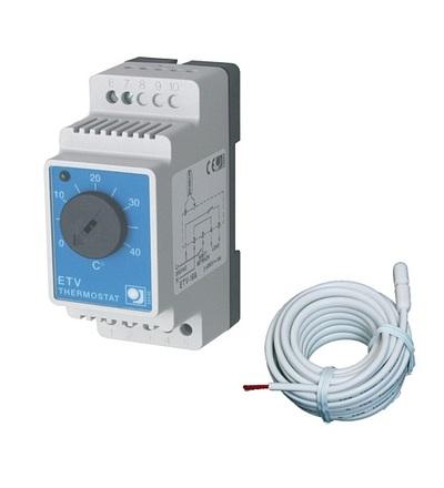 Regulátor teploty pro distribuční desku ETV-1991 V-systém 2331