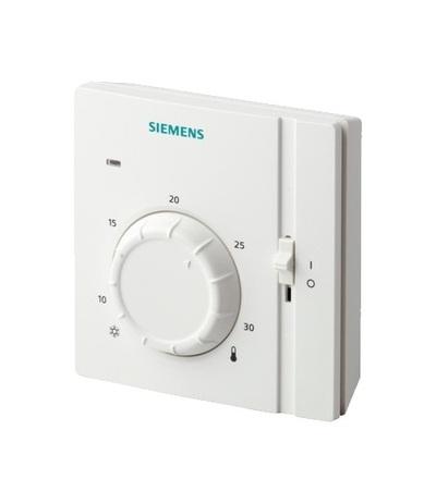 Regulátor pokojové teploty RAA31 V-systém 4206