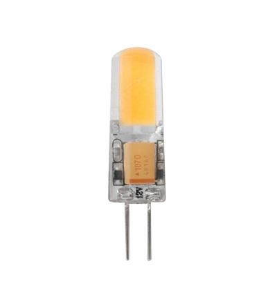 MEGAMAN LED kapsle 1.8W G4 teplá bílá 180lm EU0401.8-828