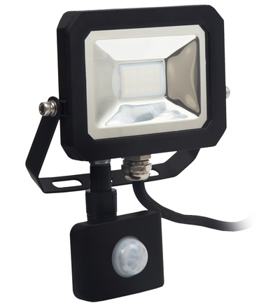 LED reflektor slim+senzor 10W/4000K - LF1021S