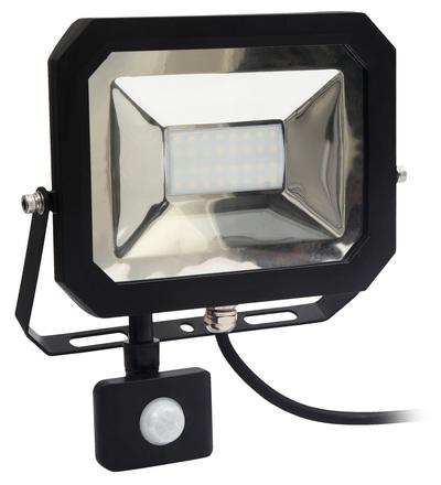 LED reflektor slim+senzor 30W/4000K - LF1023S