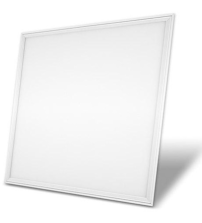 TRACON LED panel 40W, čtvercový 60x60 cm, bílý LP606040NW