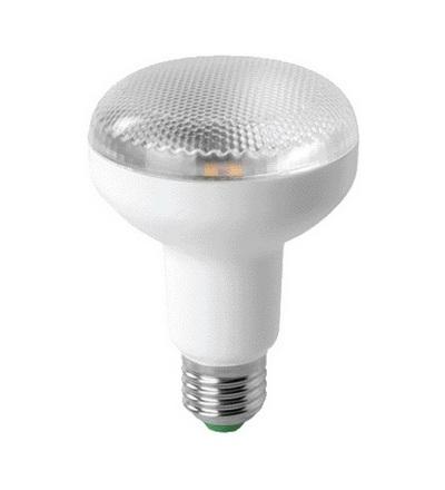 MEGAMAN LED reflektor R63 7.5W E27 teplá bílá 600lm/90° LR2407.5-828