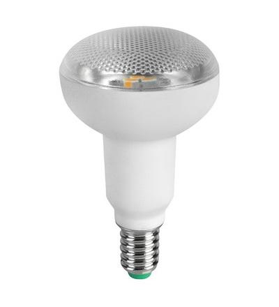 MEGAMAN LED reflektor R50 5W E14 teplá bílá 400lm/90° LR2605-SWFL-828