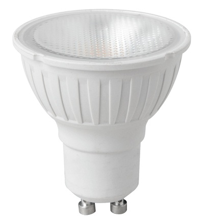 MEGAMAN LED reflektor 5.5W GU10 neutrální bílá 500lm/35° stmívatelný LR4605.5dDG/CW/WFL
