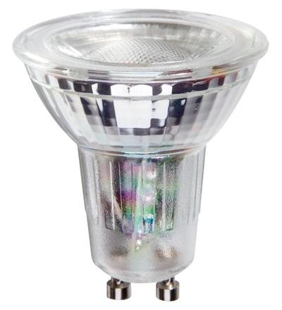 MEGAMAN LED reflektor 4.5W GU10 teplá bílá 400lm/35° LR6304.5LN-WFL/WW