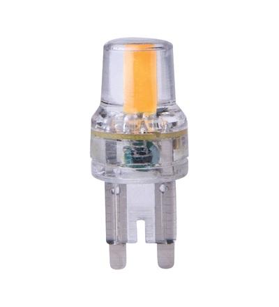 MEGAMAN LED kapsle 2W G9 teplá bílá 180lm LU0702/828