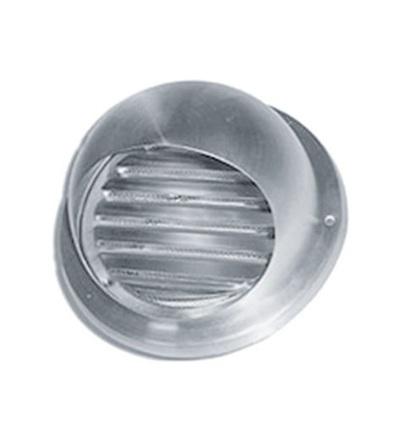 Vícenásobná deska pro ventilační systém fasádní mřížka kulatá 160 V-systém RK2104