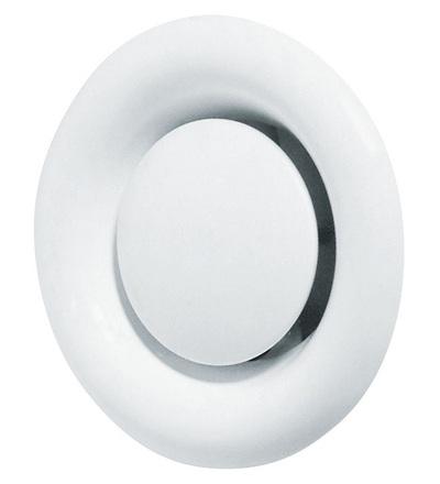 Napájecí / odvzdušňovací ventil talířový ventil odvodní 125 V-systém RK2301