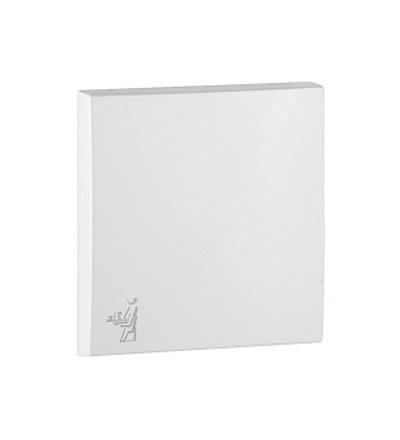 ELKO EP 90606 TBR - bílá Kryt tlačítka - symbol SLUŽEBNÁ 90606TBR