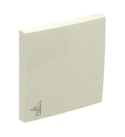 ELKO EP 90606 TMF - slonová kost Kryt tlačítka - symbol SLUŽEBNÁ 90606TMF