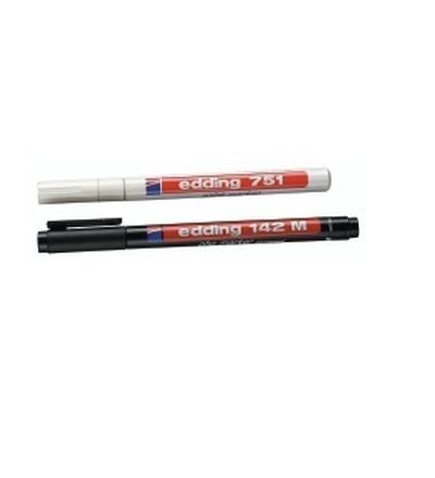 GPH Popisovač zelený 0,3mm kov. hrot - EDDING 140 S-Z