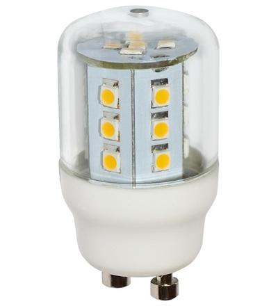 GREENLUX LED23 SMD 2835 GU10 2,6W-teplá bílá GXLZ130