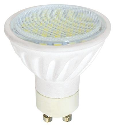 GREENLUX LED36 SMD 2835 GU10 DIM 4W-studená bílá GXLZ170