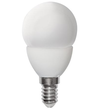 GREENLUX LED MINIGLOBE E14 5W-studená bílá GXLZ190