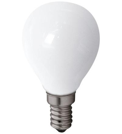 GREENLUX LED MINIGLOBE EYE 360 E14 2W-studená bílá GXLZ194