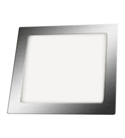 GREENLUX LED60 VEGA-S Matt chrome 12W teplá bílá GXDW081