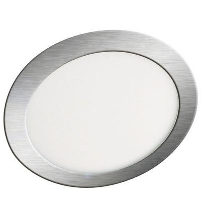GREENLUX LED90 VEGA-R Matt chrome 18W teplá bílá GXDW083
