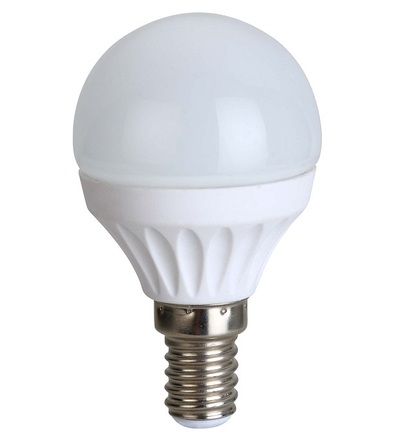 GREENLUX DAISY LED MINIGLOBE 5W E14 teplá bílá GXDS018
