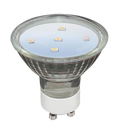 GREENLUX DAISY LED HP 2W GU10 studená bílá GXDS019