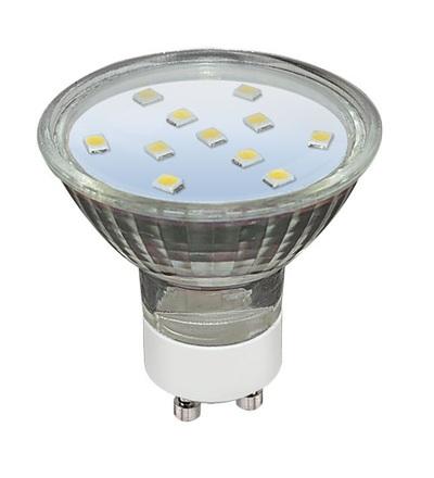 GREENLUX DAISY LED HP 4W GU10 studená bílá GXDS021