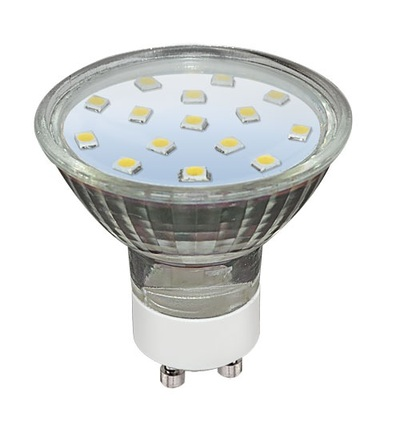 GREENLUX DAISY LED HP 5W GU10 teplá bílá GXDS024