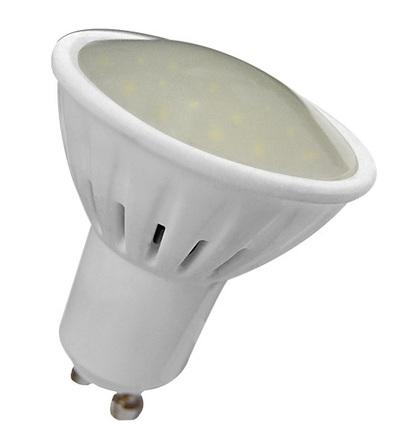 GREENLUX LED HP 2835 GU10 7W ML/teplá bílá GXLZ235