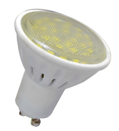 GREENLUX LED HP 2835 GU10 8W PR/teplá bílá GXLZ237