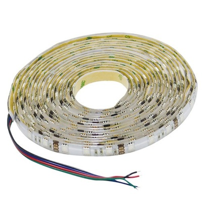 GREENLUX LED STRIP RGB 5050 IP65 5m GXLS045