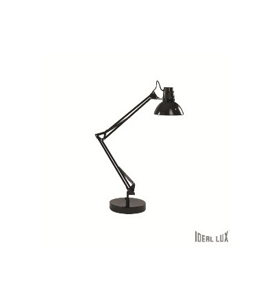 Ideal Lux WALLY TL1 NERO 061191