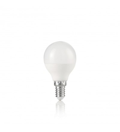 LAMPADINA POWER E14 7W SFERA 3000K 151731