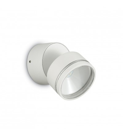 Ideal Lux OMEGA ROUND AP1 BIANCO 172538