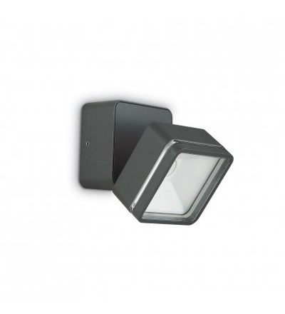 Ideal Lux OMEGA SQUARE AP1 ANTRACITE 172514