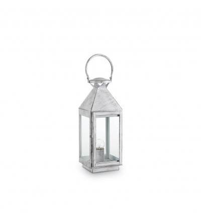 Ideal Lux MERMAID TL1 SMALL BIANCO ANTICO 166742