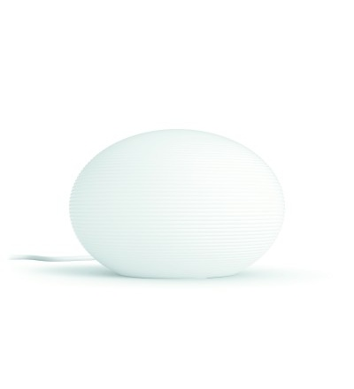 Philips Hue Flourish Bluetooth LAMPA STOLNÍ LED RGB 9,5W 806 lm 2000-6500K, bílá 40904/31/P9