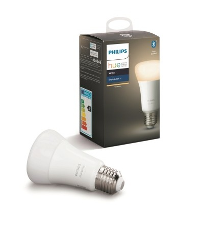 Philips Hue Bluetooth žárovka LED E27 9W 806lm 2700K 8718696785317